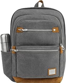 Travelon Men's Anti-Theft Heritage Backpack