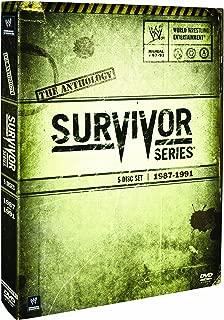 WWE: Survivor Series Anthology, Vol. 1 - 1987-1991