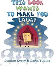 This Book Wants to Make You Laugh (Living Book 2) (English Edition)