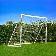 Net World Sports Forza Soccer Goal - Mobile Backyard Soccer Goal