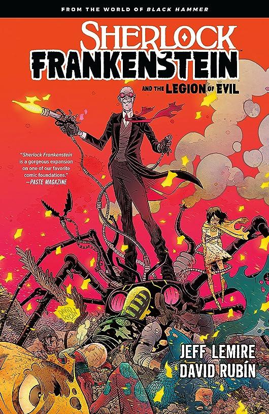 既婚花瓶強調するSherlock Frankenstein Volume 1: From the World of Black Hammer (English Edition)