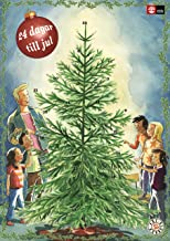 ABC-klubben Julkalender : 24 dagar till jul.