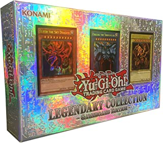 Yu-Gi-Oh! Legendary Collection 1 Box Gameboard Edition