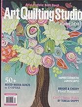 Art Quilting Studio Magazine Winter 2018