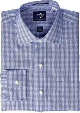 Blue Twill Plaid