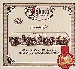 Asbach-Pralinen Holz-Geschenkkistchen 400 g, 1er Pack 1 x 400 g