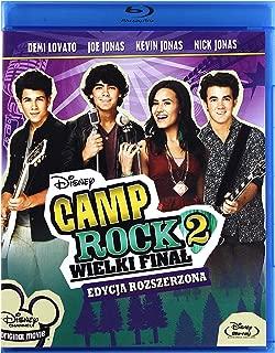 Camp Rock 2: The Final Jam (2010) [Blu-Ray] (English audio. English subtitles)