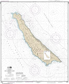 NOAA Chart 18762 San Clemente Island: 41.22