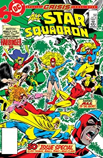 All-Star Squadron (1981-) #50
