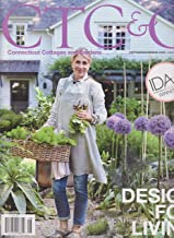 Connecticut Cottages and Gardens Magazine July/August 2017