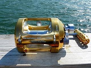OKIAYA Marlin Series Pro National 30W-II 2 Speeds Big Game Reel
