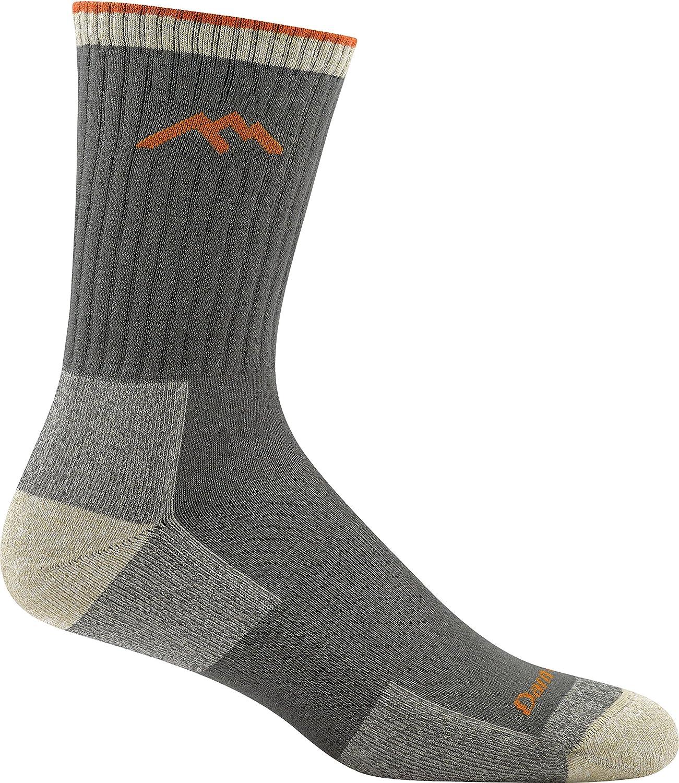 Darn Tough Coolmax Micro Year-end Genuine Free Shipping gift Crew - Socks Cushion Men's