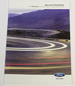 Ford GENUINE  amp  BLANK ALL MODELS SERVICE HISTORY BOOK PETROL AND DIESEL DUPLICATE