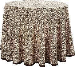 Martina Home Betta Skirt Table Stretcher 75x80x1 cm Black