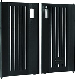 Rubbermaid FG619700 Locking Door Kit for Full Size and Compact Housekeeping Carts, 34