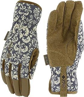 Ethel: Women's Gardening & Utility Work Gloves by Mechanix Wear - Jubilee (Women's Large)