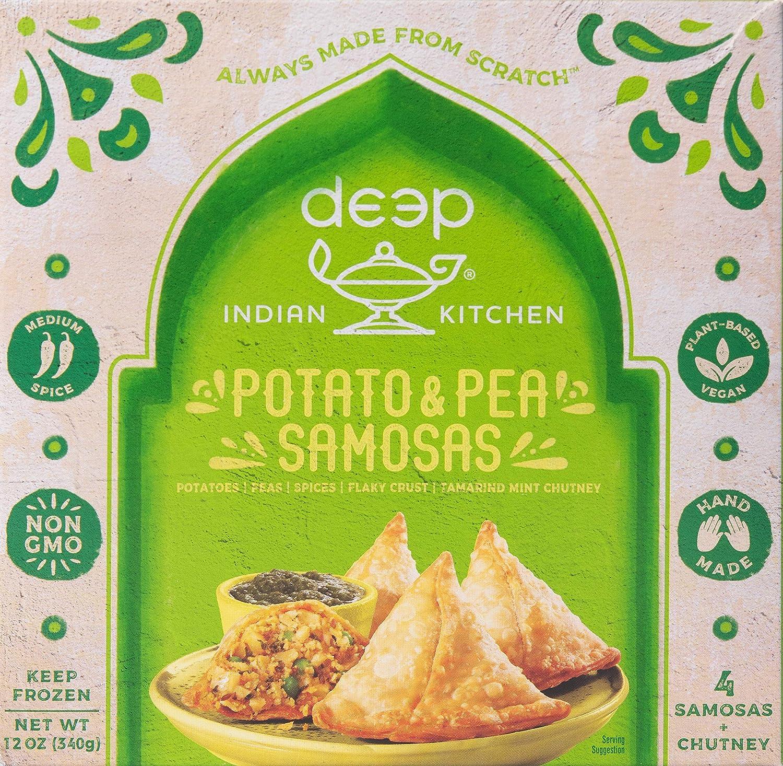 Buy Deep Indian Kitchen Samosa Chutney Sauce 12 Ounce Online In Italy B00ftbtfk6