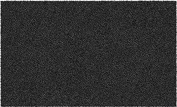 Grund Bath Rug, 100% Cotton Anthracite, 70x120 cm