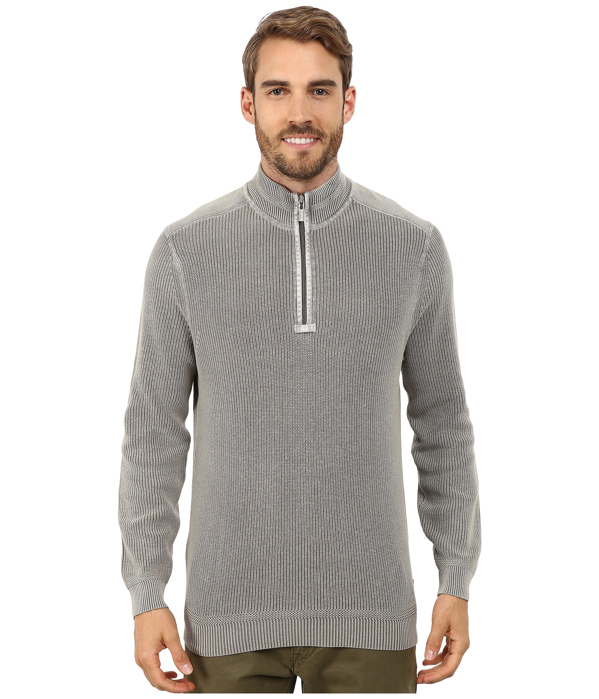 Sueter para Hombre Tommy Bahama New East River 1/2 Zip  + Tommy Bahama en VeoyCompro.net