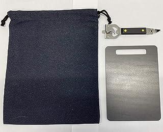 サトテック SOTO ST-310 専用 穴あきBBQ鉄板 4.5mm A5サイズ(210×148mm) SS400 レーザーカット品