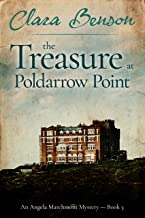 The Treasure at Poldarrow Point (An Angela Marchmont Mystery Book 3)