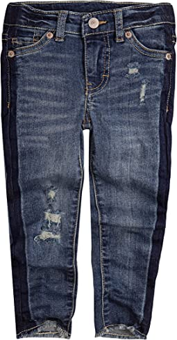 Levi's® Kids 710 Customized Jeans (Toddler)