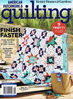 Better Homes and Gardens American Patchwork & Quilting [US] August 2019 (単号)