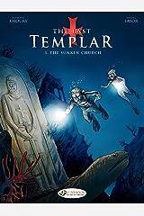 The Last Templar - Tome 3 - The Sunken Church Kindle Edition