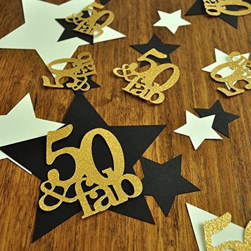 Stupendous 50Th Birthday Table Decorations Amazon Com Home Interior And Landscaping Fragforummapetitesourisinfo