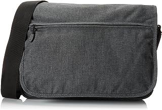 Everest Casual Laptop Messenger Briefcase café, Carbón, Una talla