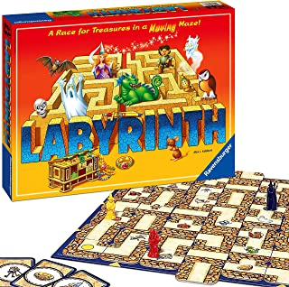 magic labyrinth board game rules