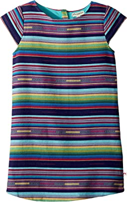 Striped Redondo Dress (Toddler/Little Kids/Big Kids)