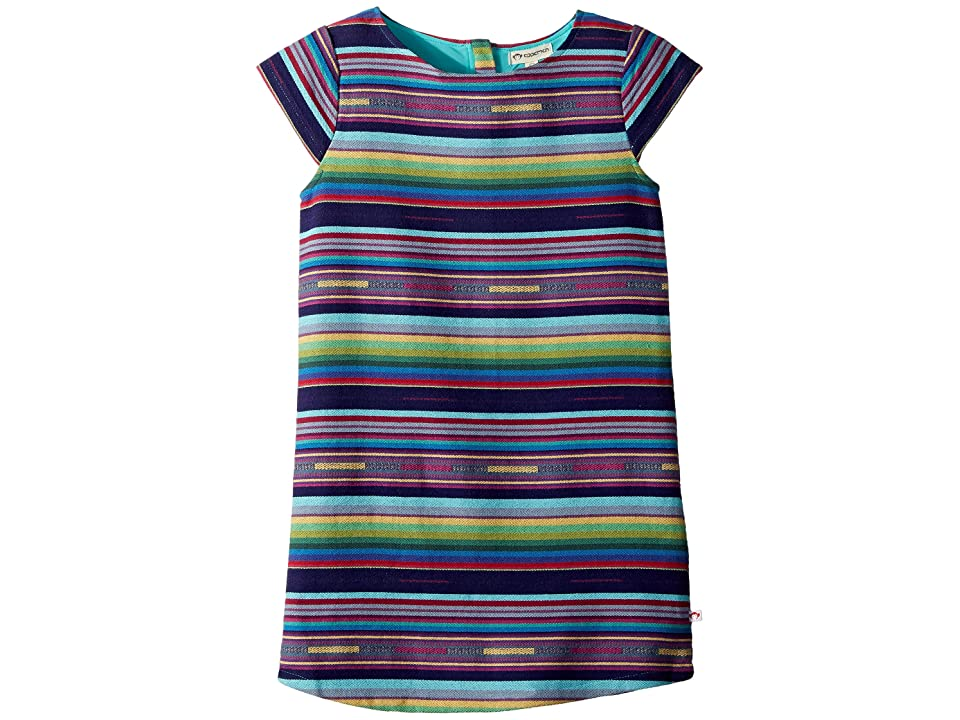 Appaman Kids Striped Redondo Dress (Toddler/Little Kids/Big Kids) (Seaside Stripe) Girl