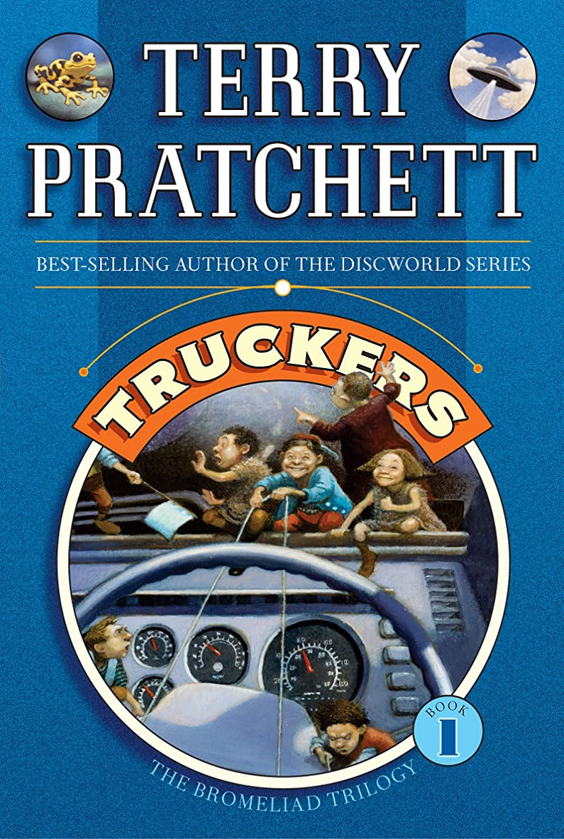 アルカイック熱心ブラウズTruckers (Bromeliad Trilogy Book 1) (English Edition)