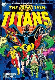 New Teen Titans Omnibus Vol. 1 (New Edition) (The New Teen Titans Omnibus)
