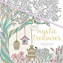 Kaisercolour Perfect Bound Coloring Book-Mystic Treasures