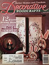 Decorative Woodcraft April 1995, Issue 16. Better homes and Gardens