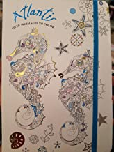 Atlantis Mini Coloring Book (Over 100 Images to Color)