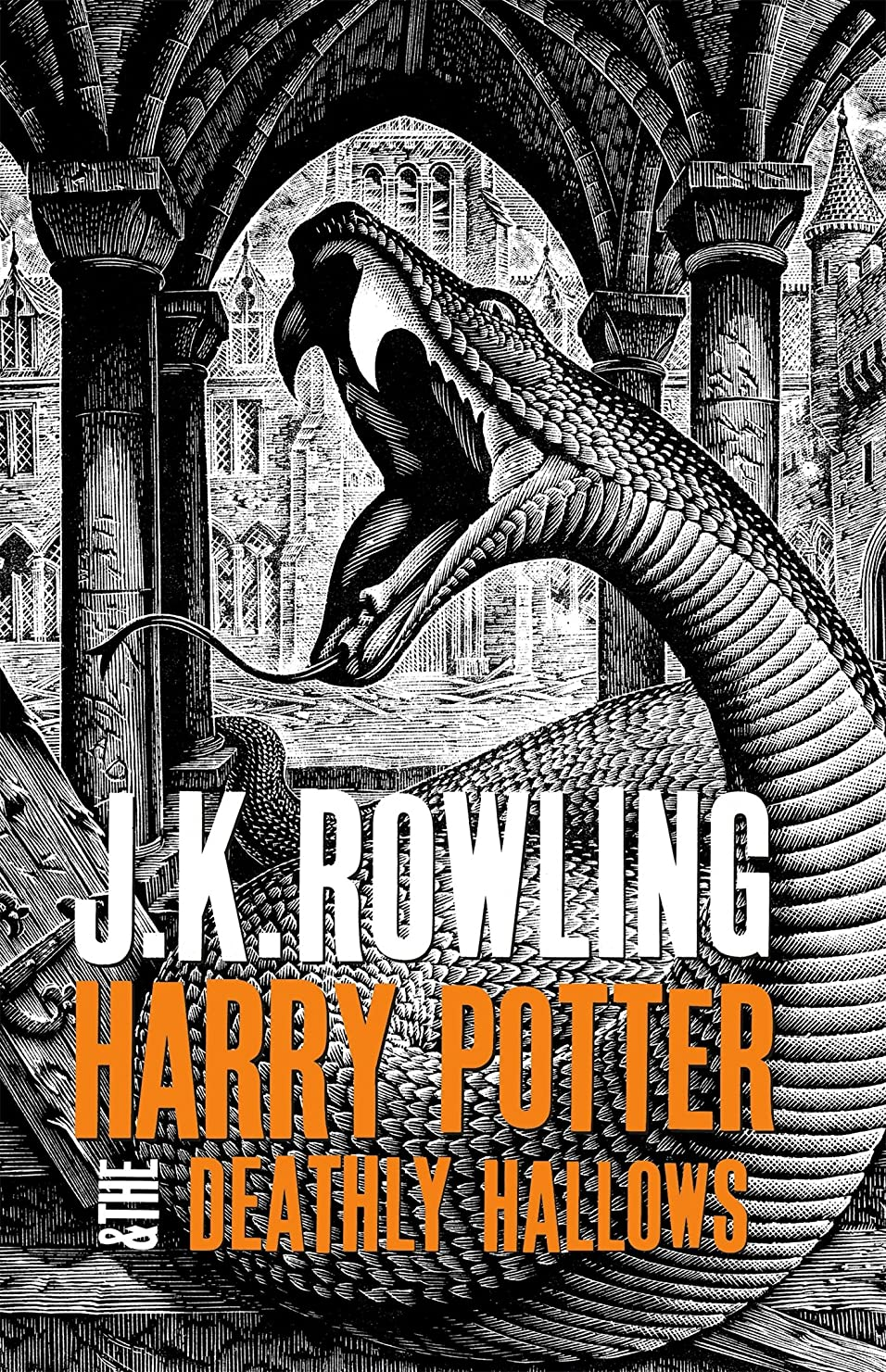 取り消す子音条約Harry Potter and the Deathly Hallows (Harry Potter 7 Adult Edition)