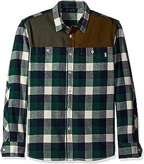 Men's Buffalo Pile Woven Shirt