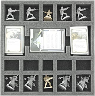 AS035IA10 35 mm foam tray for Star Wars Imperial Assault - Twin Shadows board game box
