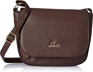 Lavie Moritz Women's Sling Bag  (Choco)