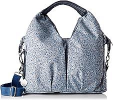 Lassig Neckline Bag, Allover Fleur