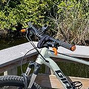 Miles Large Vélo Poignées De Vélo Frein Vélo Levier Sticky Fingers 2.0 Gn