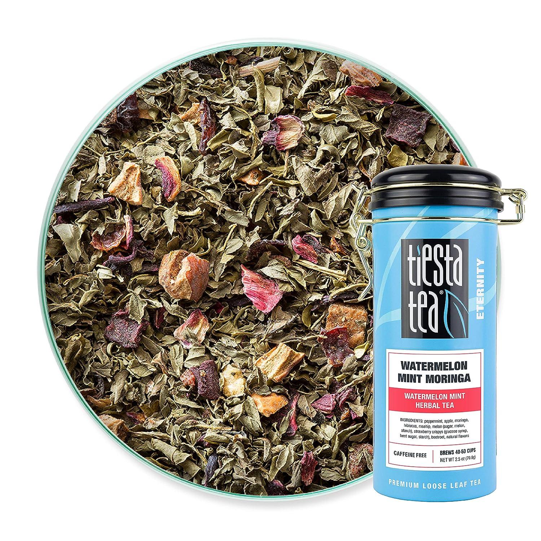Tiesta Tea - Watermelon Moringa Leaf Loose Mint Manufacturer OFFicial shop Max 89% OFF