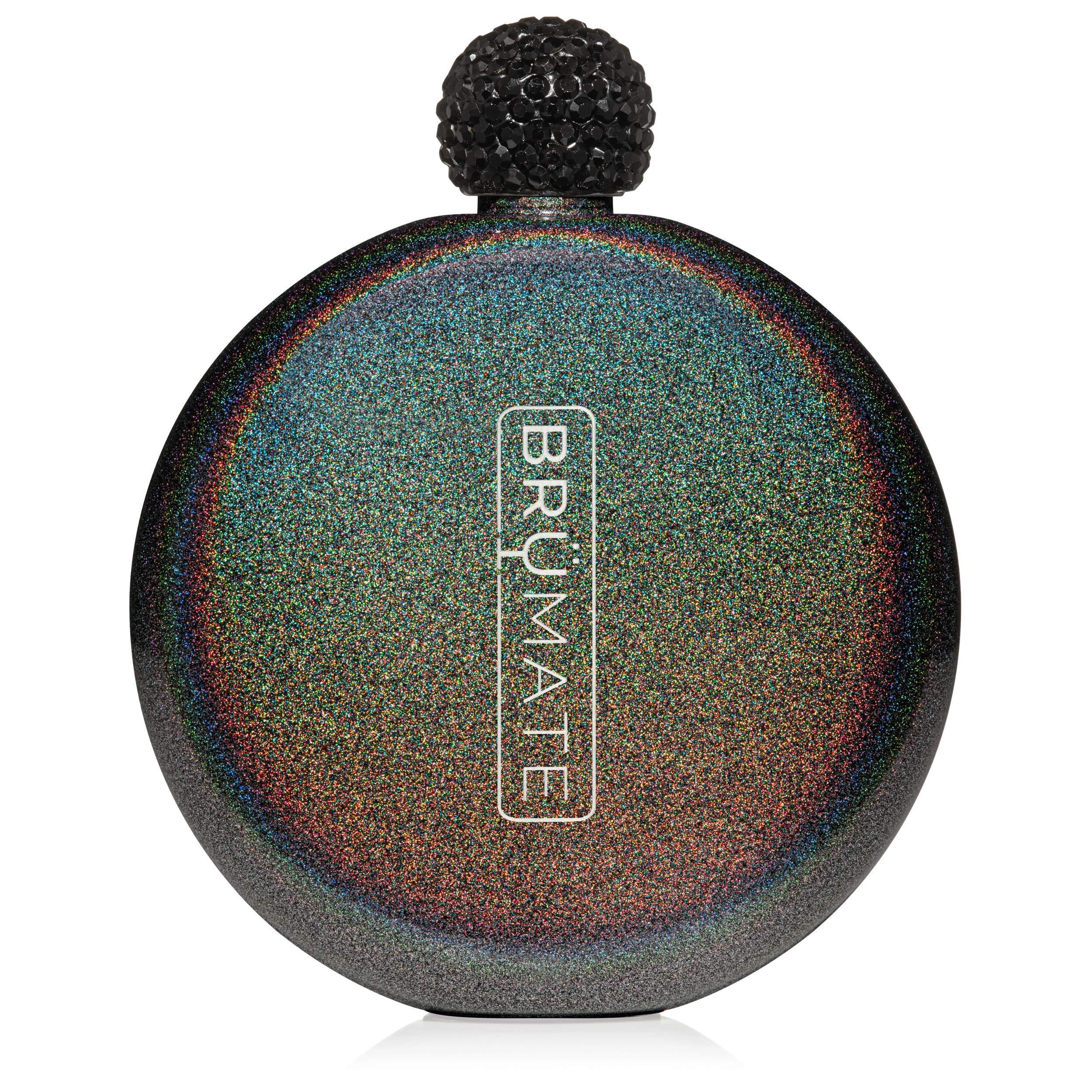 Br%C3%BCmate Holographic Glitter Spirit Flask