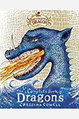 How to Train Your Dragon: Incomplete Book of Dragons Kindle Edition