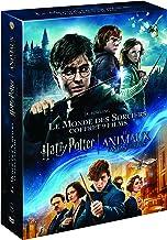 Harry Potter l'intégrale + Les Animaux Fantastiques [Francia] [DVD]