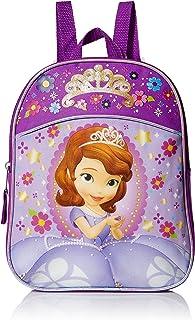 حقيبة ظهر صغيرة لشخصية صوفيا ذا فيرست من ديزني للفتيات