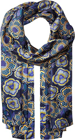 Echo Design - Carnably Street Silk Oblong Scarf